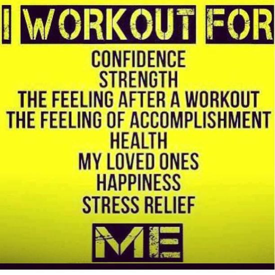 Workout Motivation thought about this the other night gym surprising helpful #fitness #health #workout :)