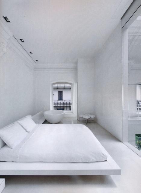 ? Minimalist interior design One simply spectacular space