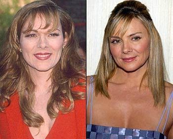 Celebrities - now and then -Fun Images