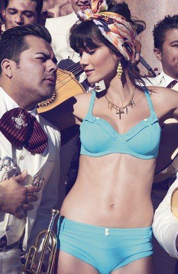 The perfect bikini for a spanish getaway.