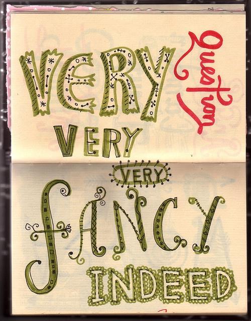 ..lovely lettering