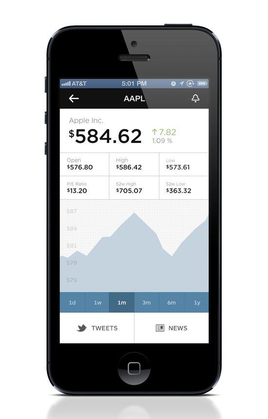 #iPhone #UI #Simple