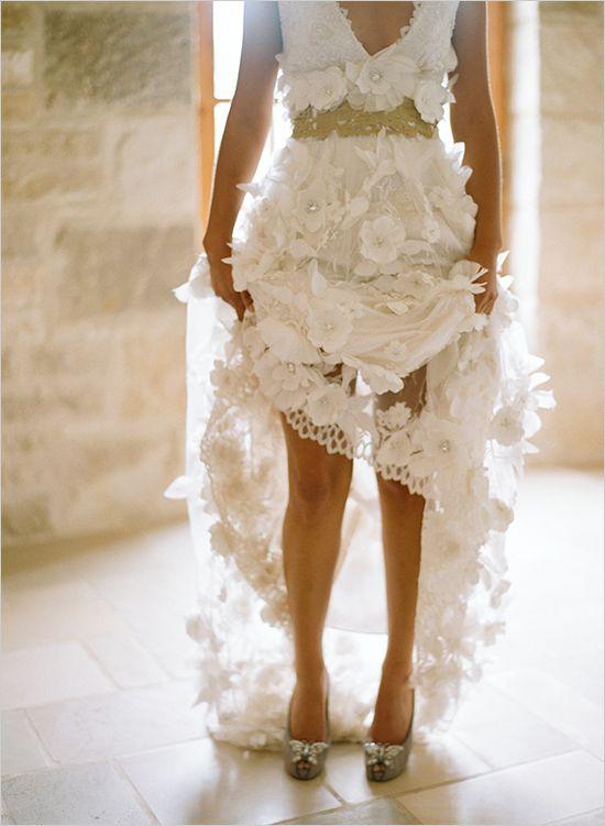 Claire Pettibone Bridal Gown