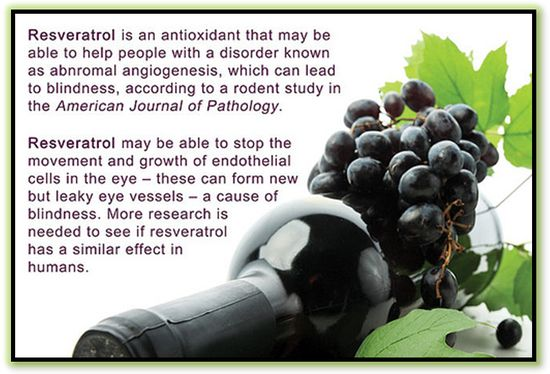 Resveratrol Works With Vitamin D To Enhance Immune Function
