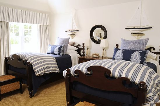 Nautical bedrooms