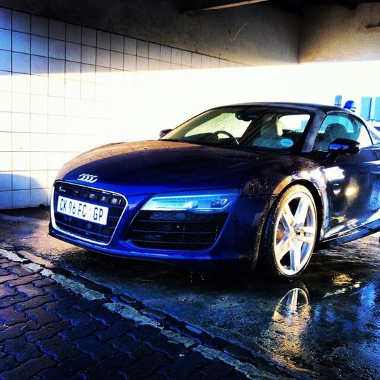 Epic Audi R8! #R8love