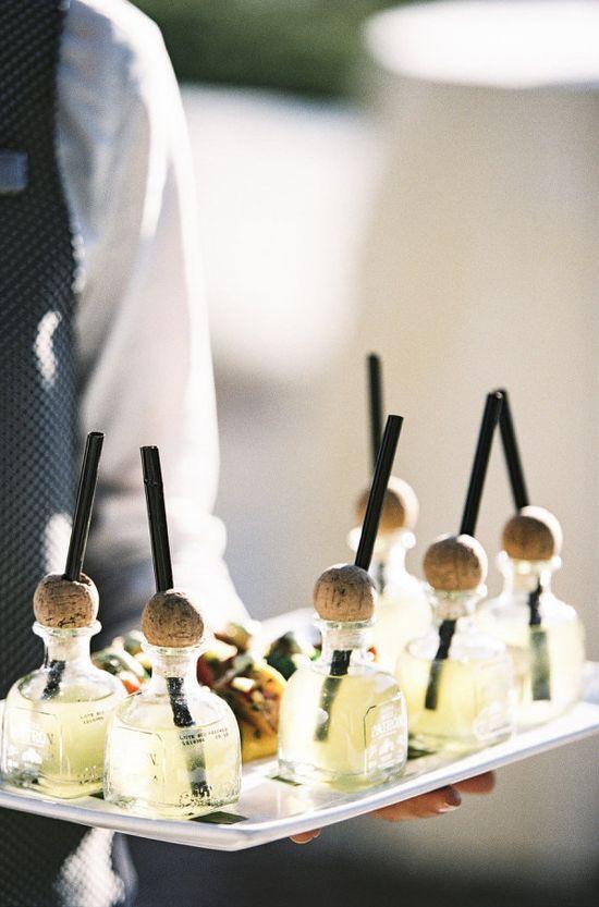 Mini Margaritas  #WhyHB