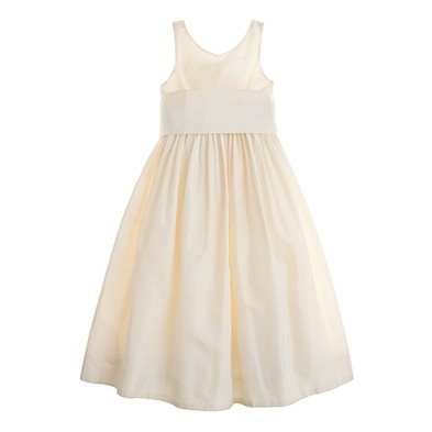 Flower Girl Dress! So simple and sweet.