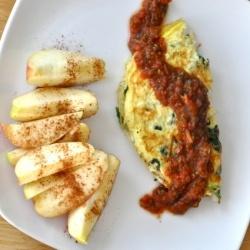 A healthful breakfast that's Paleo friendly.