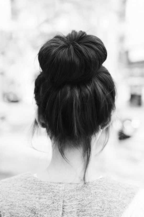 Natural hair style!!
