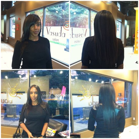 Full sew in weave by Cha'ron