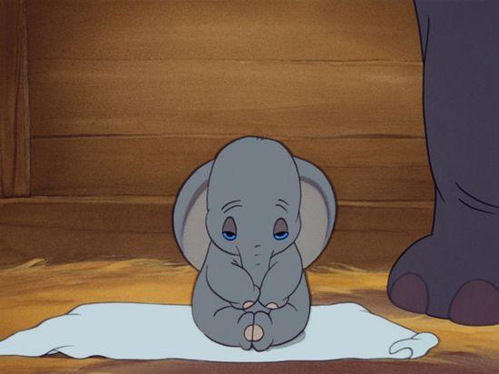 awwwwwwwwwwww i love baby dumbo!