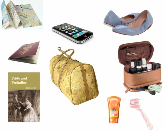 Travel must have items for women
