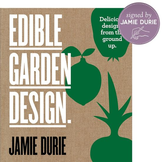 Signed Edible Garden Designs by Jamie Durie - Jamie Durie Guest collection- on Temple & Webster today