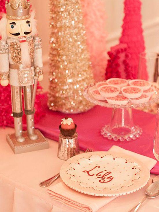 Very pink Christmas