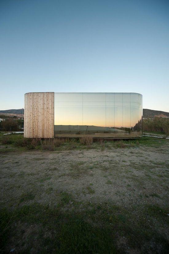 The Non Program Pavilion / Jesús Torres García • Architects.