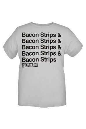 Epic Meal Time Bacon Strips