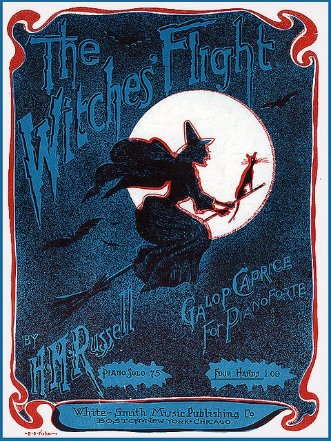 The Witches Flight