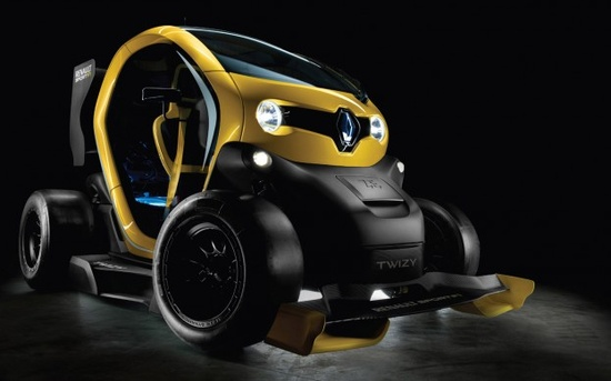 Renault Sport Engineers Build Crazy Race-Inspired Twizy - WOT on Motor Trend