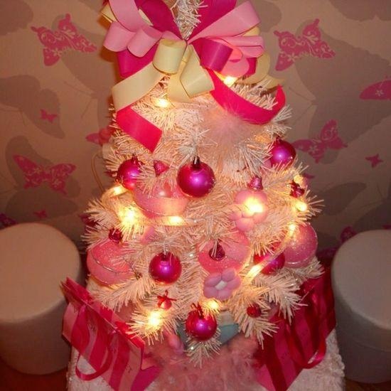my pink christmas tree ?