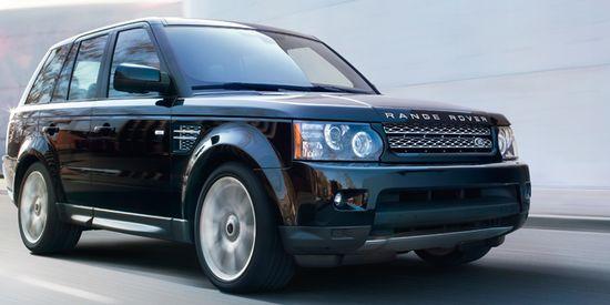 Cars - Range Rover Sport
