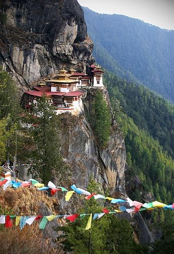 Манастирът Такшън (Леговището на тигъра), Бутан