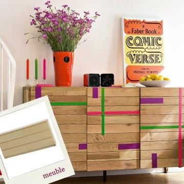 table rabattable cuisine paris personnaliser meuble. Black Bedroom Furniture Sets. Home Design Ideas