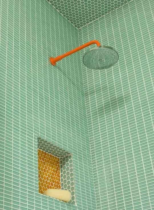 Funky tiling