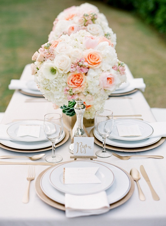 gold and pink infused tablescape perfect for a little Valentine's inspired affair  Photography By / lavenderandtwine.com, Coordination   Styling By / acharmingoccasion..., Floral Design By / stellabloomdesign...