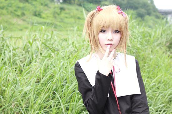Gakuen Alice - Mikan Sakura