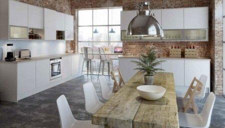 Wooden Style Kitchen Interior Design Ideas - Kitchen