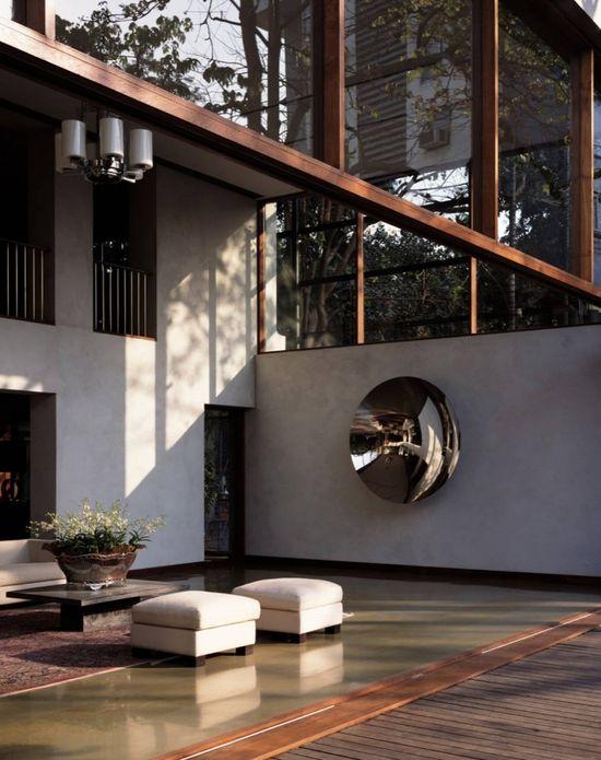 studio mumbai architects / pali hill house