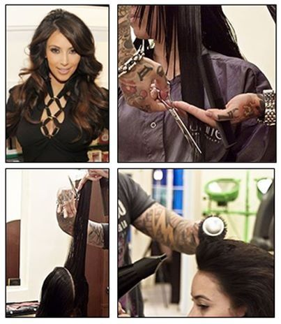 Next hair style