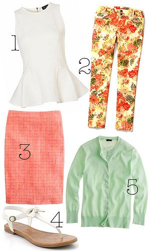 5 summer style staples for the working girl