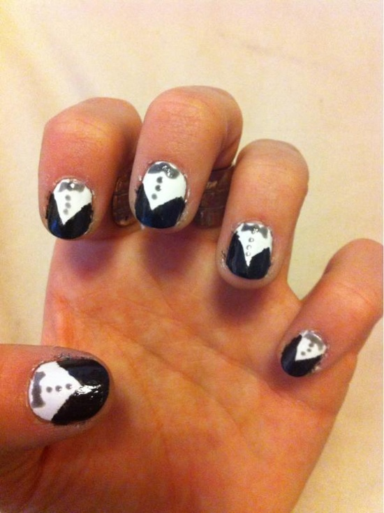 Nails by @hannah      Are your nails more styled than your outfit? Do you have more art on your fingertips than your walls? Is your stash of polish taking over every cupboard in your house? Sounds like you could have an Obsessive Fashion Disorder.     Email us a picture of your nail designs to mailto:OFD@asos.com or tweet us a pic with the hashtag #ASOSOFD and the coolest, craziest and most creative pics will be to be diagnosed with OFD will be posted on the ASOS Pinterest.