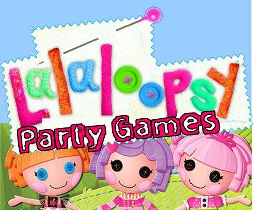 Lalaloopsy Party Games