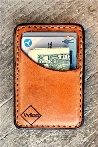 Vvego Wallet Made in America