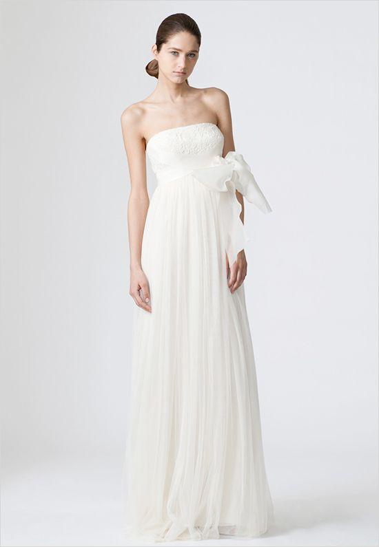 Vera Wang Dylan wedding gown