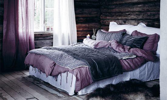 Pretty bedroom.