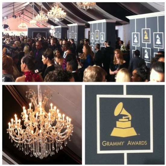 Red Carpet - @The GRAMMYs