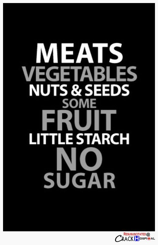 This is the only way of eating that works to lose weight...no tricks..no diet fads...just clean healthy eating..its not magic or rocket science