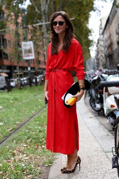 Milan Fashion Week Spring 2014 Attendees