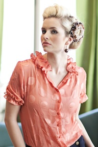 Fabulous hair accessories from Whippy Cake