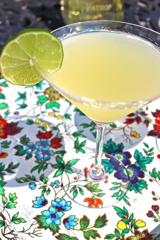 The Perfect Orange Margarita