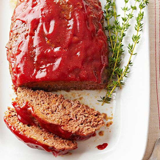 Your family will love our tried-and-true Best Meat Loaf recipe! More comfort food recipes: www.bhg.com/...