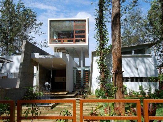 House of Pavilions / Architecture Paradigm