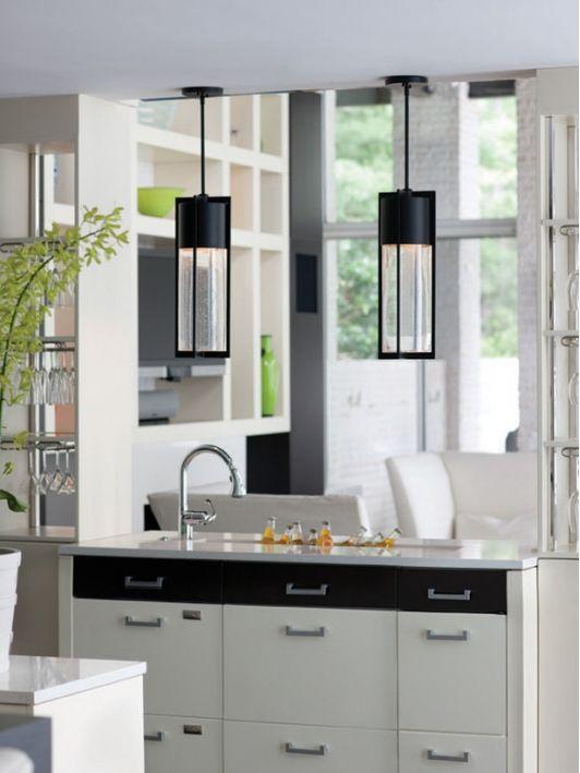Modern Kitchen Lighting - Home and Garden Design Idea's