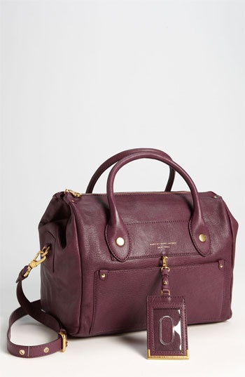 MARC BY MARC JACOBS 'Preppy Leather Pearl' Satchel