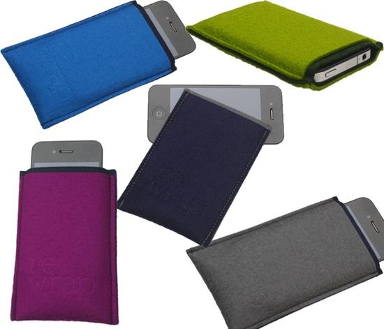 DIY idea :: iPhone cozy