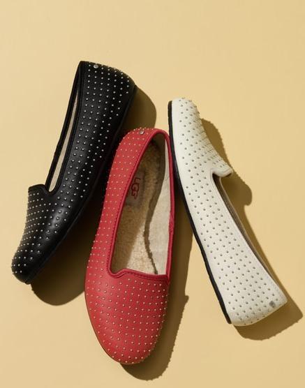 UGG Australia 'Alloway' Studded Slipper #Nordstrom #Shoes #Smokingslippers